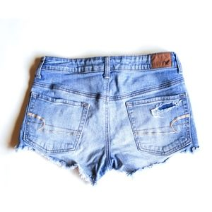 American Eagle Outfitters Shorts - High Rise Jean Shorts